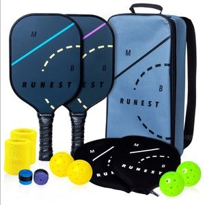Pickle ball set new
